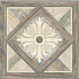 Azulejo de suelo esmaltado pulido inyección de tinta del material de construcción con precio barato
