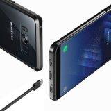 Cassa protettiva mobile acrilica per la galassia S8 di Samsung