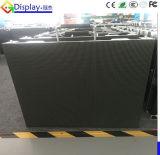 Indicador de diodo emissor de luz interno do arrendamento P3.91 da cor cheia da G-Parte superior de Shenzhen