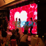 Indicador de diodo emissor de luz Rental interno quente da cor cheia da venda P4 de Shenzhen