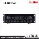 HS 8200kaii 고성능 LCD 위원회 사운드 박스 Karaoke 증폭기 KTV 전력 증폭기