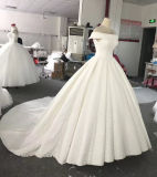 Wedding Photo Marriage Gown for Bride