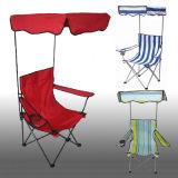 Cadeira de dobradura com dossel de Sunshelter