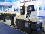 Двойник Spindles CNC поворачивая разбивочный швейцарский Lathe BS205 для Ss, латунь, алюминиевый обрабатывать частей