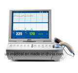 12.1 pulgadas plegable Maternal Monitor Fetal