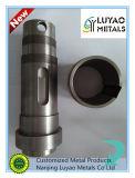 Mecanizado a medida de piezas de mecanizado de precisión CNC de acero inoxidable