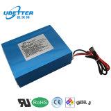 Pacchetto della batteria della batteria 24V 18ah LiFePO4 dello Litio-Ione del Manufactory per l'indicatore luminoso di natale e la memoria di Enery