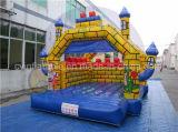 Castello rimbalzante dei giochi gonfiabili con il prezzo poco costoso
