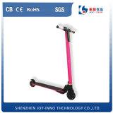 Kohlenstoff-Faser-Roller-Produkte Ebike zwei Rad-schwanzloser Naben-Bewegungsfaltendes Minifahrrad