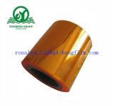 Color anaranjado de la película farmacéutica sólida del PVC para el embalaje médico