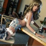 muñecas europeas del amor de la muchacha del silicón del 165cm de la muñeca de los productos adultos verdaderos del sexo