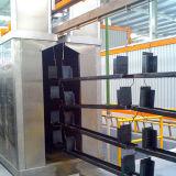 Cabina di spruzzatura del rivestimento della polvere del cambiamento di colore