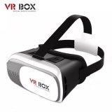 cuffia avricolare di 3D Vr, cuffia avricolare di realtà virtuale di vetro di 3D Vr con registrabile per i film 3D e giochi