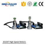 Tête de laser de tête de Galvo de la haute précision Jd2207 pour la commande numérique par ordinateur