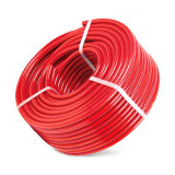 Colore rosso non infiammabile del tubo flessibile del gas della macchinetta a mandata d'aria del PVC GPL (KS-918MQG)