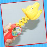 Chenghai-Plastikzangen-Spielzeug mit süssem Süßigkeit-Gefäß