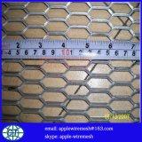 Erweiterte Stahlplatte in Stärke 0.4mm bis 4mm