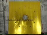 Части CNC подвергая механической обработке изготовленный на заказ латуни/нержавеющего Steel/Al, имеющихся образцов, признавают малые заказы