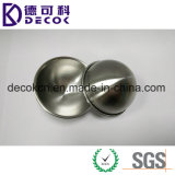 Molde de aluminio hueco de la bomba del baño de la media esfera de aluminio