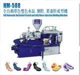 China-Plastikgelee-Schuhe, die Maschine herstellen