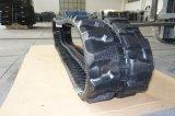 Spur-Gummi-Spur des Exkavator-350*56*80