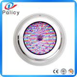 Buon indicatore luminoso subacqueo del raggruppamento 3W LED di effetti della luce IP68