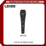 Micrófono atado con alambre profesional de la buena calidad Ds-312