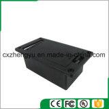 quadratische 9V Batteriehalterung für Gitarre