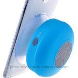 Mini haut-parleur imperméable à l'eau de vente chaud de douche avec le logo estampé (407)