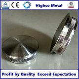 Protezione di estremità del corrimano dell'acciaio inossidabile per l'inferriata e la balaustra di vetro