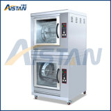 Machine électrique commerciale de Rotisserie du poulet Eb202 avec tout le corps d'acier inoxydable