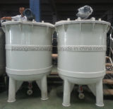 бак Blender уборщика туалета 2000L пластичный