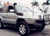 Snorkel da entrada de ar 4X4 4WD para Toyota Prado 120 séries da gasolina/diesel 2002-2009