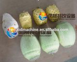 Peau automatique de fruit de melon de courge de cire de courge de potiron retirant la machine d'écaillement