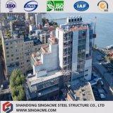 Construction multi préfabriquée d'hôtel-résidence d'étage de la CE