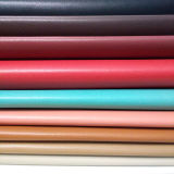 Goede SOFT en Elastic Sheep Grain Pu Leather voor Shoes of Bags (hs-M001)
