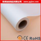 Decorativo de cristal auto-adhesivo de la película translúcida del PVC