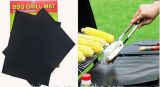 Hot Sell Fireproof Charcoal Non-Stick BBQ Grill Mat