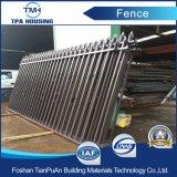 Rete fissa rivestita della polvere personalizzata qualità di recinzione di obbligazione del metallo