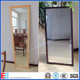 Miroir de bâti/miroir miroir de rectifier/miroir de salle de bains/miroir de meubles/miroir pièce de douche/renivellement