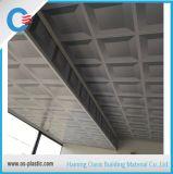 panneau de mur de estampage chaud de PVC du panneau de plafond de PVC de largeur de 3D 250mm 2.5kg Cielo Raso