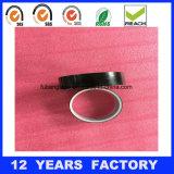 cinta de la película de Polyimide del negro del silicón de 0.06 milímetros