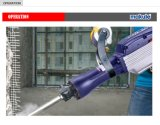 Новый пролом утеса электрического молотка конструкции (DH65)