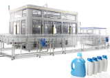 El agua de soda carbonatada bebe la máquina de etiquetado de la máquina de rellenar
