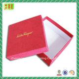 Boîte-cadeau colorée de papier de carton