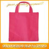 Los bolsos de empaquetado no tejidos del logotipo modificado para requisitos particulares para la ropa venden al por mayor