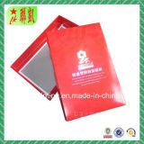 Rectángulo de papel suave impreso Custome material de papel para empaquetar