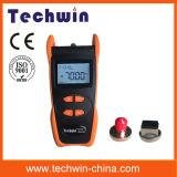 Meter van de Macht van het Meetapparaat Tw3208e van Techwin de Handbediende Optische Optische