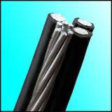 Al 19/33kv/кабель ABC кабеля XLPE IEC 60502 стандартный/PVC воздушный связанный