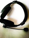 Auriculares prendidos do telefone móvel com o ruído flexível que cancela Mic + Headband ajustável
